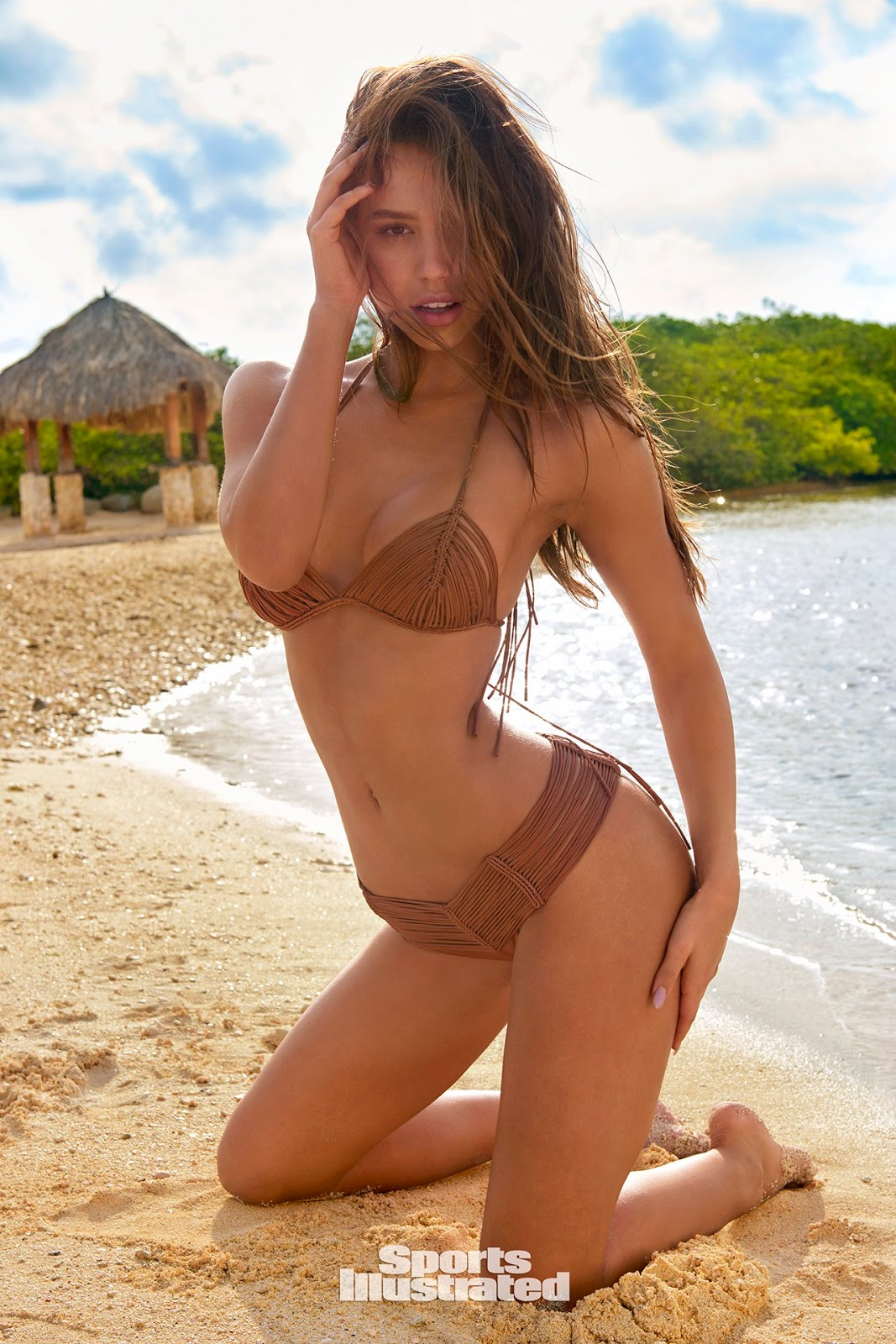 Alexis Ren 2018 SI Swimsuit Photos