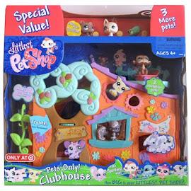 Littlest Pet Shop Large Playset Squirrel (#484) Pet