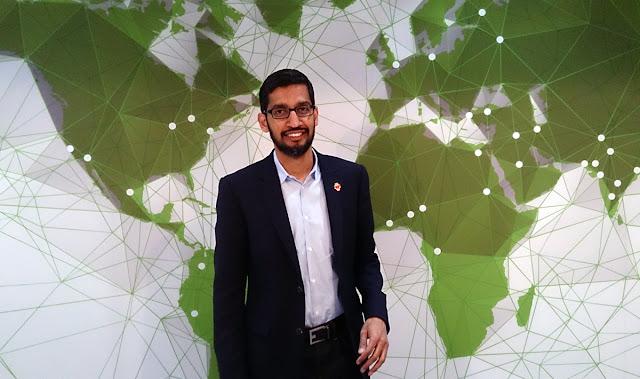 Sundar Pichai Life Story For Google CEO