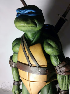 NECA Teenage Mutant Ninja Turtles Quarter Scale Movie Figure