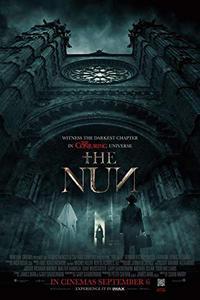 The Nun (2018) (Dual Audio) (Hindi-English) 720p & 1080p