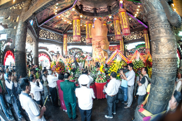 Phu Tho Province Ready For Hung Kings Temple Festival 2018