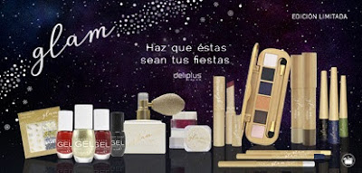 DeliPlus: Colección Glam (review+swatches)