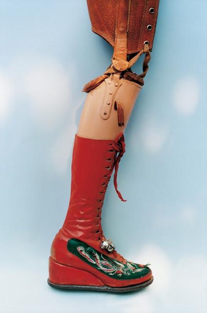 Prótese de Frida Kahlo