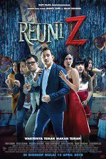 Halo sobat  Selamat malam menjelang pagi hari dan pada kesempatan malam men Download Film Reuni Z (2018) CAM Version