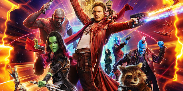guardians of galaxy vol 2 pelicula