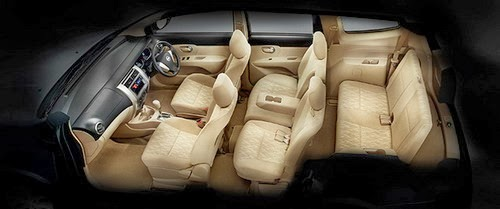 All New Nissan Grand Livina 2013 Indonesia