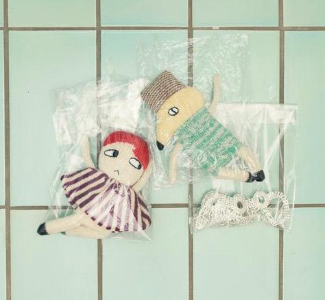 knuffels jellycat, Maileg Luckyboysunday