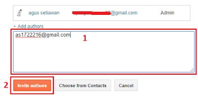 Contoh gambar email blog authors