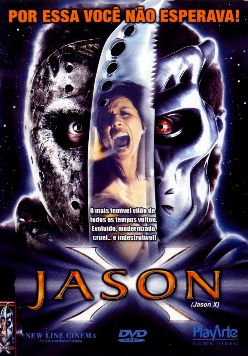 Jason X Dublado Online