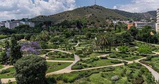 Parc Cervantes, de L'H hasta 1933