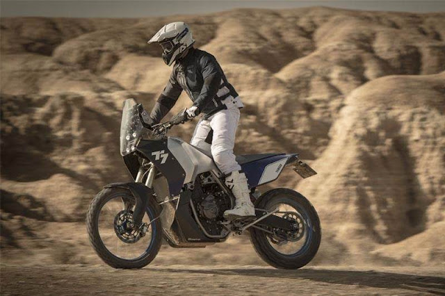 Yamaha T7 india