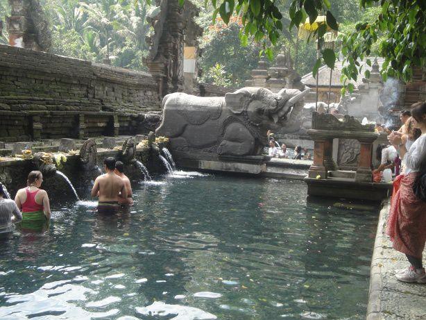 Tampaksiring Tirta Empul Bali Holy Springs & Tanah Lot Sea Temple - Bali, Holidays, Trips