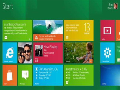 Windows 8 Desktopsnap