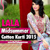 Lala Midsummer Kurti Collection 2015 | Classic Cotton Kurti