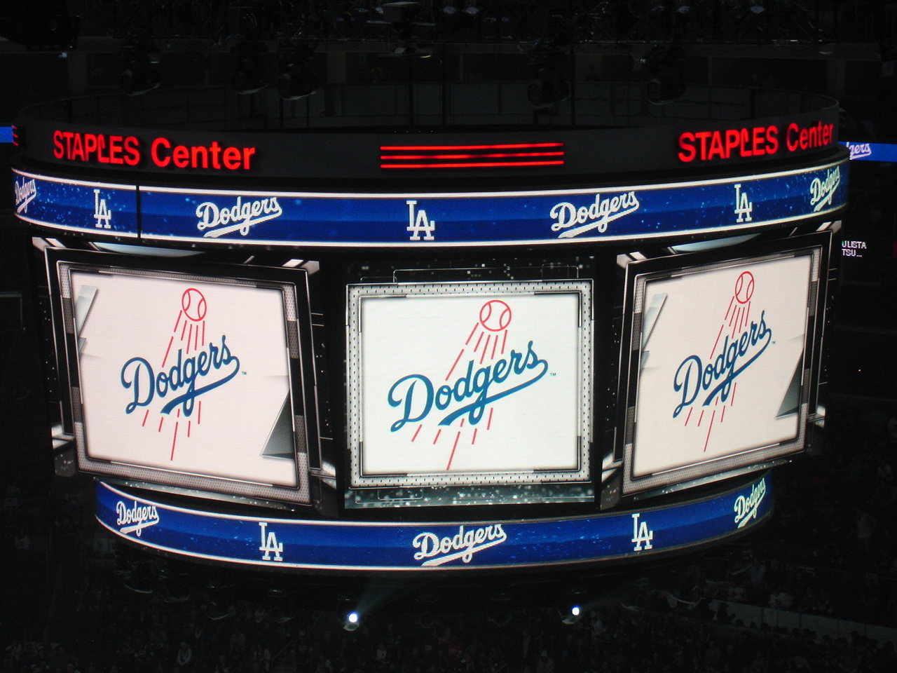 0dfca9786e4 Dodgers Blue Heaven  A Recap of Dodgers Pride Night at the Kings Game