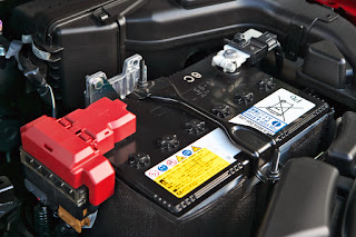 9 METHOD TO CLEAN A CAR BATTERY