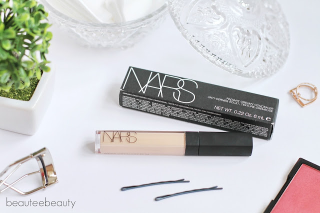 NARS Radiant Creamy Concealer Light 2 Vanilla Review