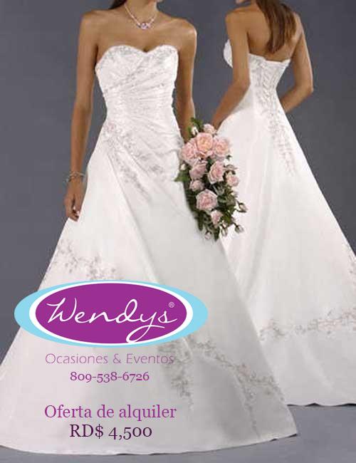 f8721526b Alquiler de vestidos de novia panama – Vestidos madrina
