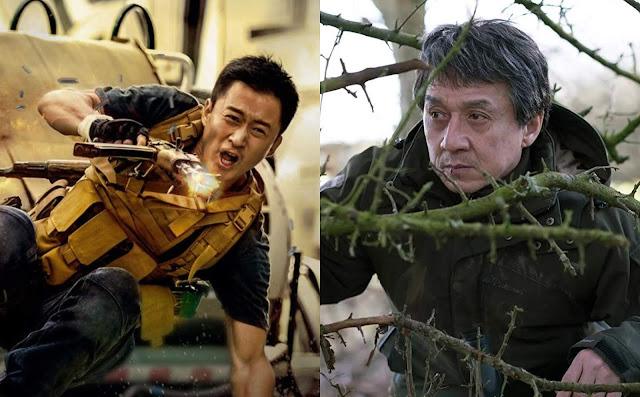 Jackie Chan e Wu Jing