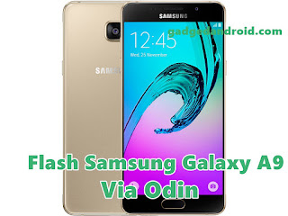 Flash Samsung Galaxy A9