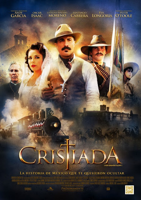 OCIO EN CASA - CINE - For Greater Glory 1