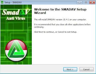 install smadav antivirus