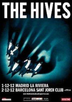 The Hives en Madrid 1