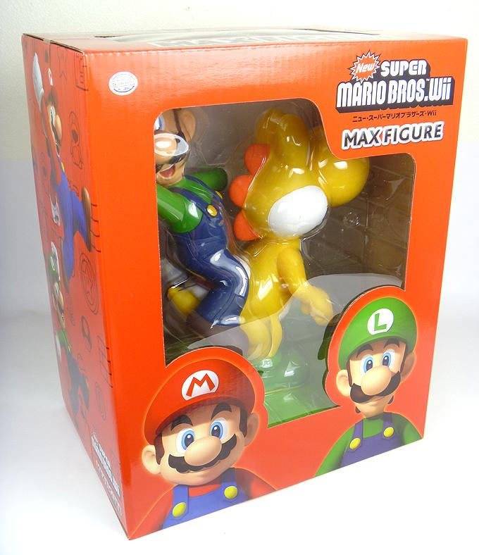 NCSX Video Games and Toys: TOYS New Super Mario Bros Wii ...