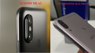 MI A2 4GB vs ASUS ZENFONE MAX PRO M1, WHICH ONE IS BEST