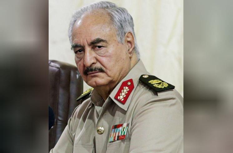 """الجهوية 24 - حفتر يقول إنه سيستمع إلى """"أوامر الشعب الليبي الحر"""""""