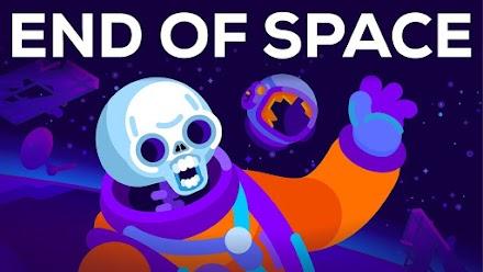 End of Space oder wie wir uns die Erde zum Gefängnis für die Menschheit umbauen | Erklärvideo