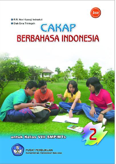 Download Buku Siswa KTSP SMP dan MTs Kelas 8 Cakap Berbahasa Indonesia