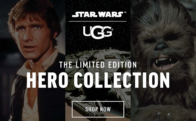 Limited Edition Star Wars Ugg