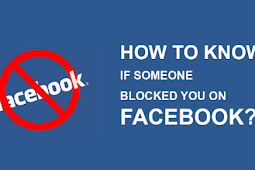 How to Know if someone Blocked You On Facebook Update