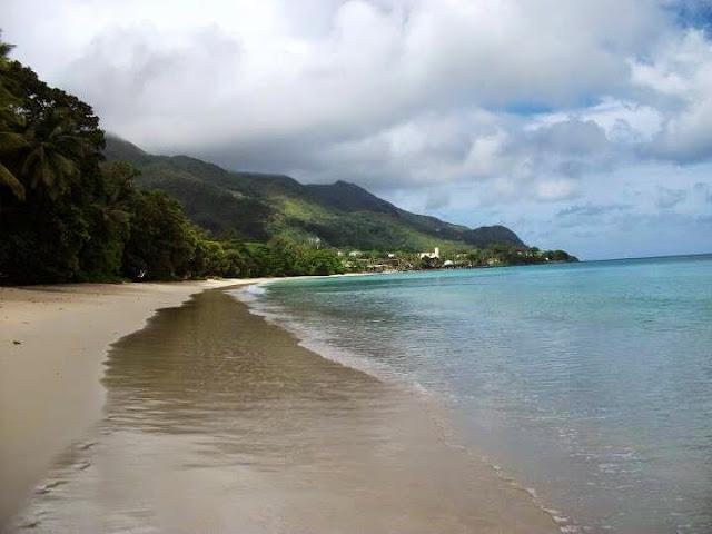 Seychelles, Beau Vallon Bay
