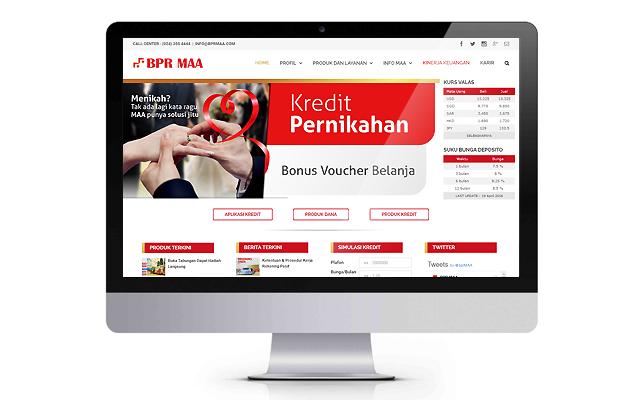 Website BPR bmaa.com
