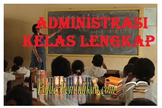 Download Administrasi Kelas