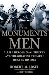 Sinopsis The Monuments Men
