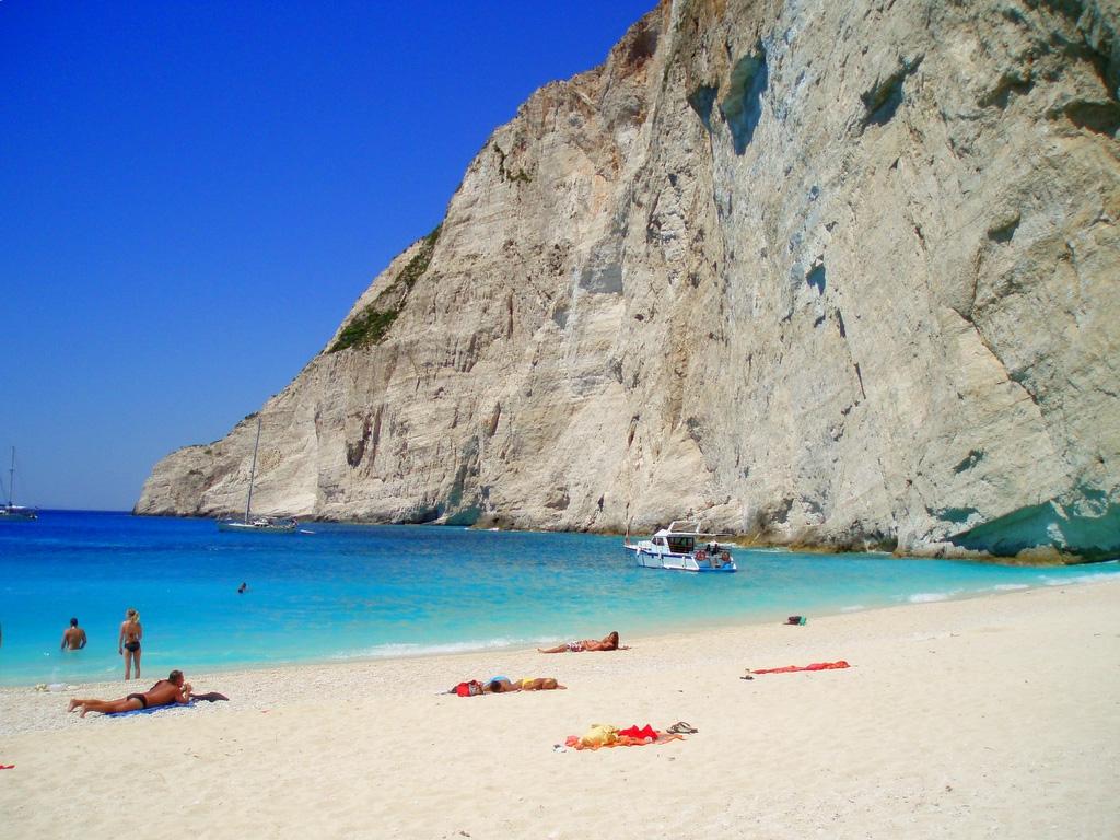 Greek Island Beaches: Style My Beach
