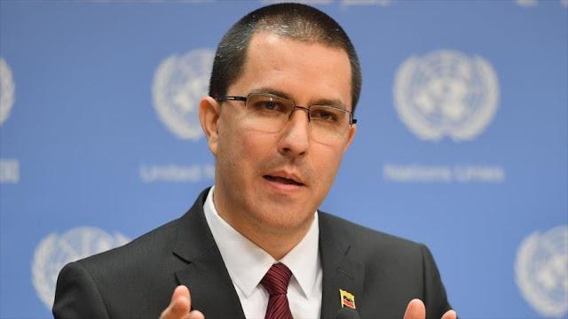 """Venezuela denuncia """"injerencia guerrerista"""" de Europa y EEUU"""