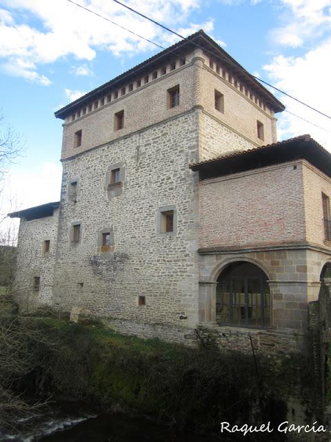 Torre de Murga. Aiara. Álava.
