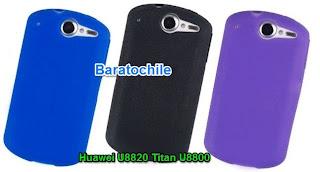 Protector silicona Huawei Titan U8820 U8800