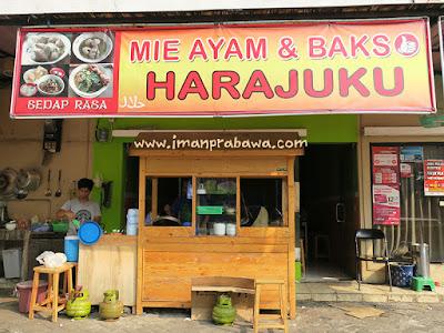 Mie Ayam dan Bakso Harajuku