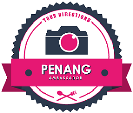 Tour Directions Penang
