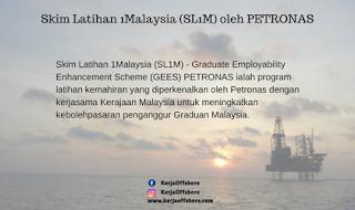Skim Latihan 1malaysia Sl1m Oleh Petronas