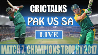 Pakistan in south Africa 3 T20 Series 2019 Live