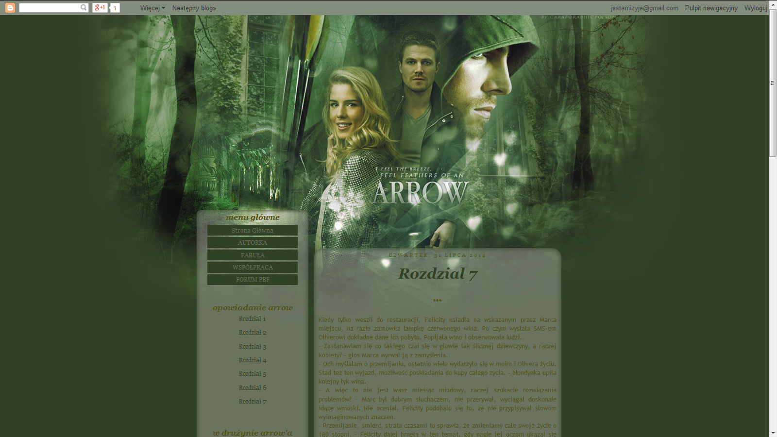 http://crossover-arrow.blogspot.com