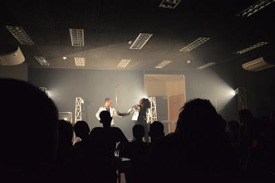 Espetáculo Tudophone é apresentado no Bairro Tabuleiro