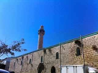 The Great Mosque, Ramla, Israel